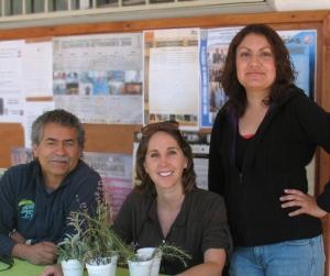 Jose, Paula, Brenda