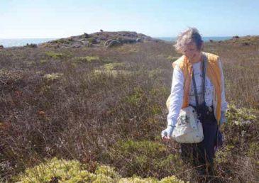 Rare Plant Botanist Toni Corelli