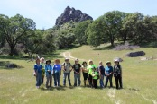 Mt Lassen Chapter at Sutter Buttes - Woody Elliott